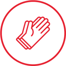 clap hands icon